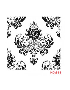 Szablon Home Decor mini rozm. 25x25 cm - HDM65